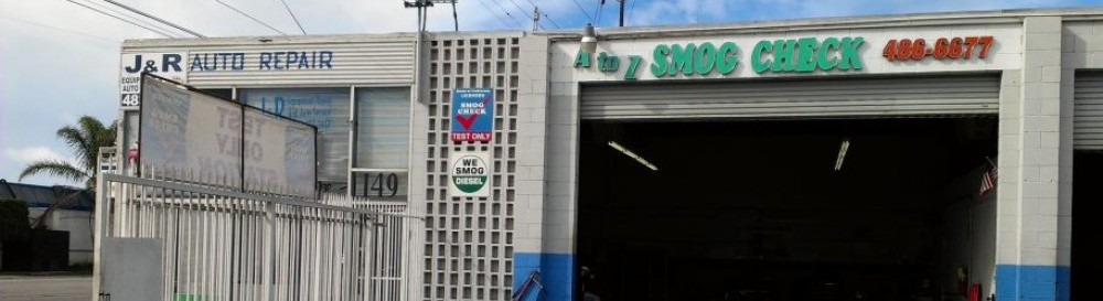 A TO Z SMOG TEST ONLY CENTER